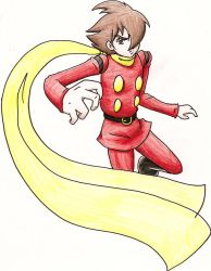 Just Out of Reach - Cyborg 009 by kairis-shadow