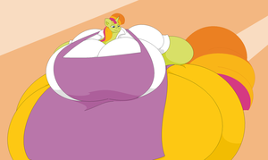Big Mac's Big Ladies - Sherbet by Two-Ton-Neko