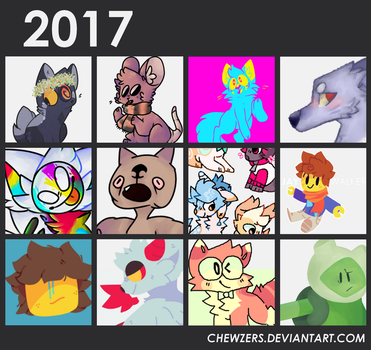2017 by Chewzers