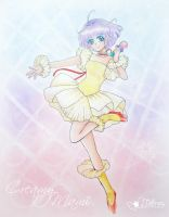 Magical Angel Creamy Mami by AmiMiharu
