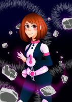 Ochako by Lady-Sweetart