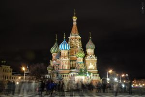 Saint Basil's Cathedral by baybora
