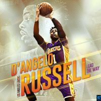 DAngelo Russell Lead the Way by YaDig
