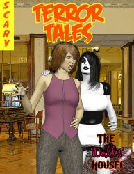The Dolls' House Cover by chainedknee