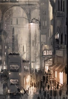 City slickers by PascalCampion