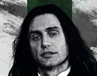 The Disaster Artist by p1xer