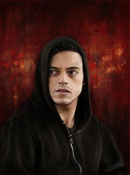 Mr Robot by KawaiiBeas