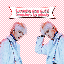 [render #35] NCT Taeyong PNG Pack by MhedyyChan