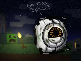 Mining in Space by shadowqueen16