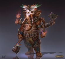 Ganesh Mammoth Concept by PTimm