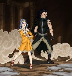 Fairy Tail: Battle Time by swiftgold
