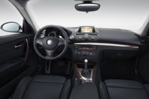 BMW 1er Coupe interior I by MUCK-ONE