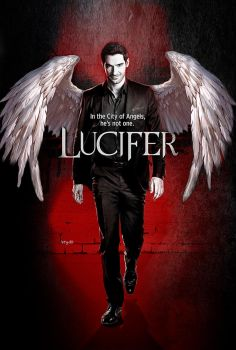 Lucifer Poster by letydb