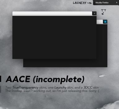 AACE TT+Launchy by requestedRerun