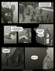 The Selection - Prologue page 6 by AlfaFilly