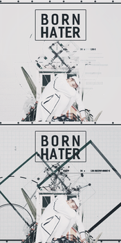 [290616] +psd RM - Born Hater by GinzParkchucheo