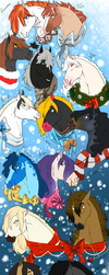 Merry Christmas friends! by LifelessRiot