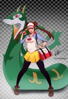 Trainer Rosa by ConvoyKaiser