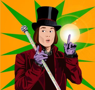 Novo Willie Wonka by samesjc