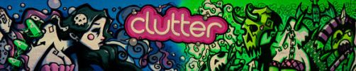 Clutter banner by SpicyDonut