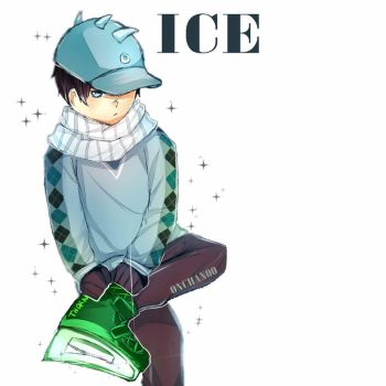 Day 5 - Ice  by Onchan00