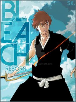 Bleach:Re. MARVELOUS GOLD by SKurasa