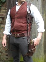 Steampunkholster-3 by Leder-Joe