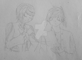 TOZ - Mikleo why by Jelkedrawings