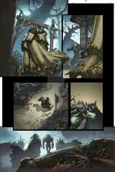 woW Curse of the Worgen 3 pg05 by Tonywash