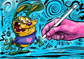 My Procreate Brushes for Comics and Cartoons by georgvw