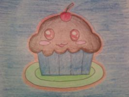 Cute Lil Cupcake by MrBubbles24