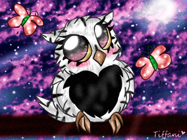 Pretty Owl by Fun-Time-Is-Party