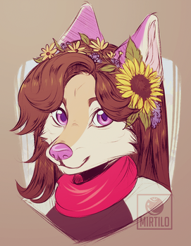 [C] Flowers by Mirtilo