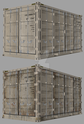 Shipping Crate by Wonder-Twin