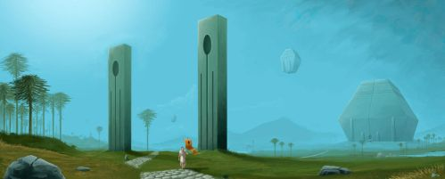 Ancient Civilization by OXISO