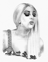 Lady Gaga 13 by thebadkitty5