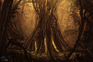 District 9 Forest by PeterPrime