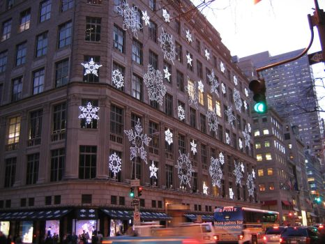 New York City Christmas Time by domdepo