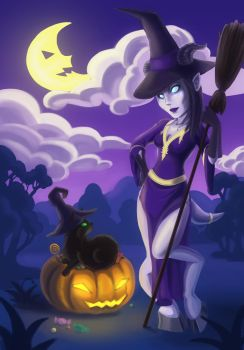 Hallow's End 2015 by KamuiEini