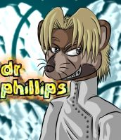 Dr Phillips bust - original world design by queenmoreta