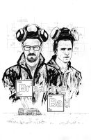 Breaking Bad by jasonbaroody