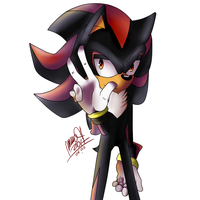 Shadow Project Collab + SPEEDPAINT by Madelajna