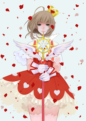Card Captor Sakura Clear Card by Sourlive