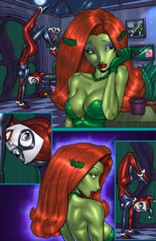 HARLEY AND IVY P001 by nathanscomicart