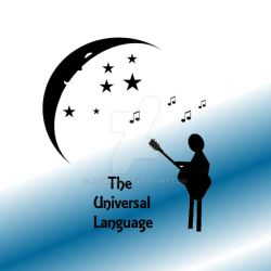 Music The Universal Language by kashmier