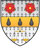 Nuffield College Oxford Coat Of Arms by ChevronTango