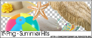 Summer Hits PNG - set 15 by pinkshadoww