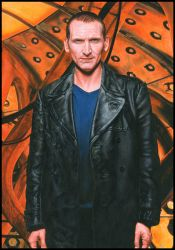 Doctor Who - The Ninth Doctor by caldwellart