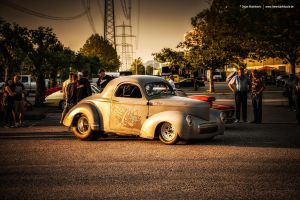Willys Dragster by AmericanMuscle