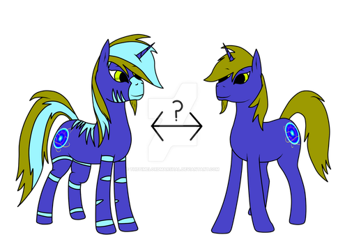 Brontes Thunder: Stripes or no stripes? by TheTimeLordMarshal